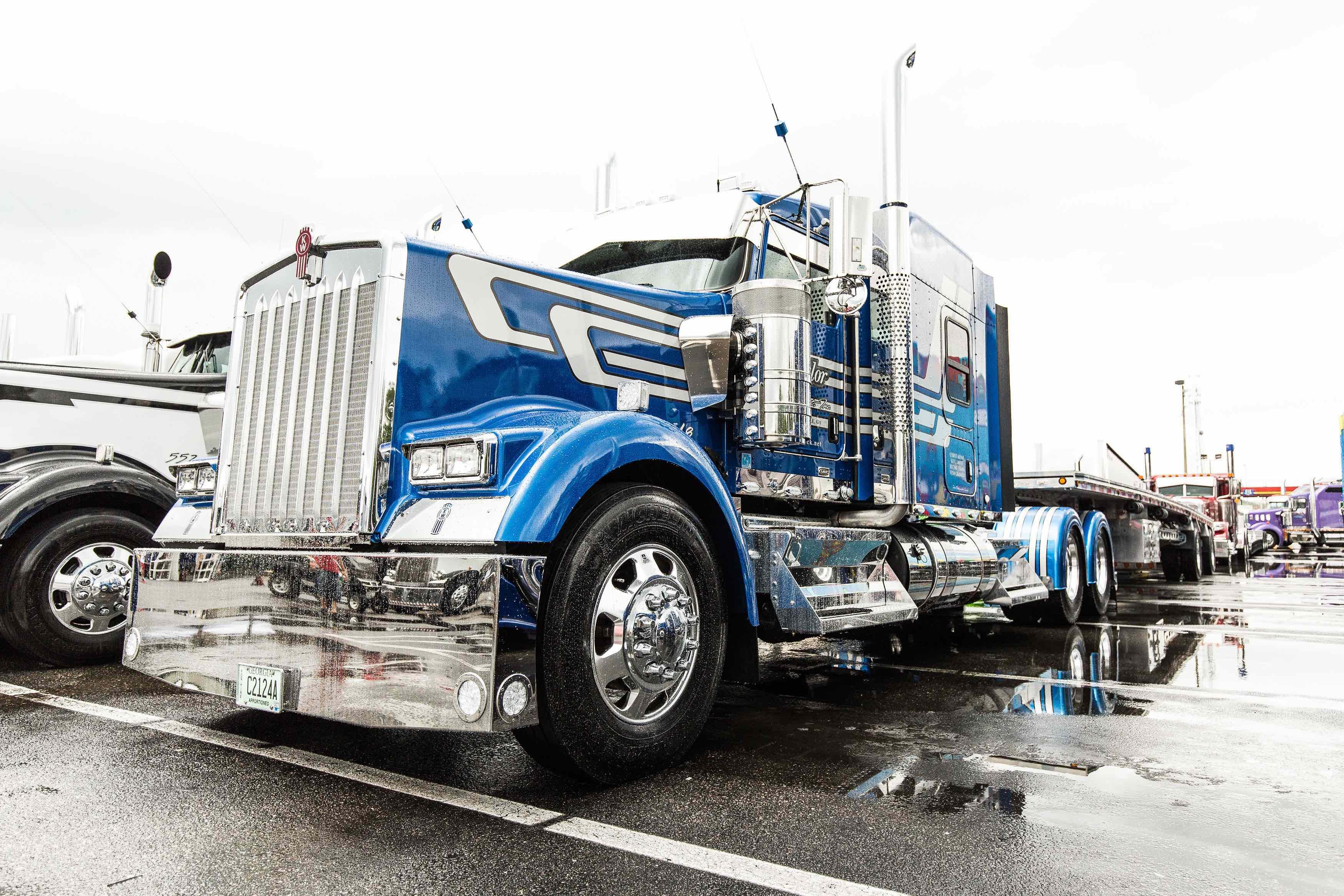 75 Chrome Shop >> Truck Show 75 Chrome Shop