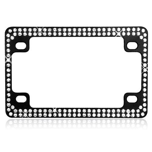 Motorcycle Tag Frames » 75 Chrome Shop