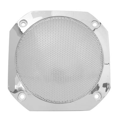 International Chrome Plastic Speaker Cover 187 75 Chrome Shop