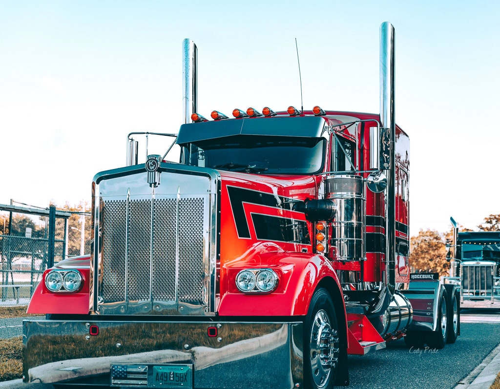 2018 Truck Show Gallery